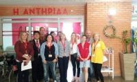 Ομάδα φοιτητών από το Πανεπιστήμιο Washington State University στην Αντηρίδα