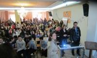 Ομιλία στο Μουσικό Σχολείο Σιάτιστας